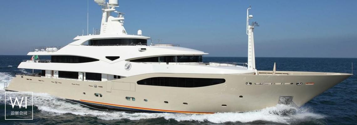 Light Holic (ex Darlings Danama) CRN Yacht 60M Exterior 0