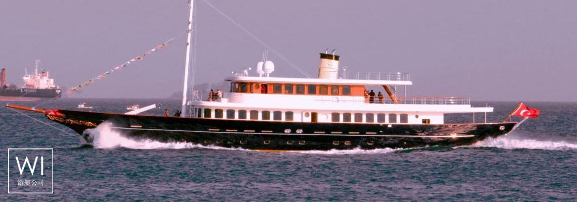Timeless (ex M&M)Bilgin Yacht  49M