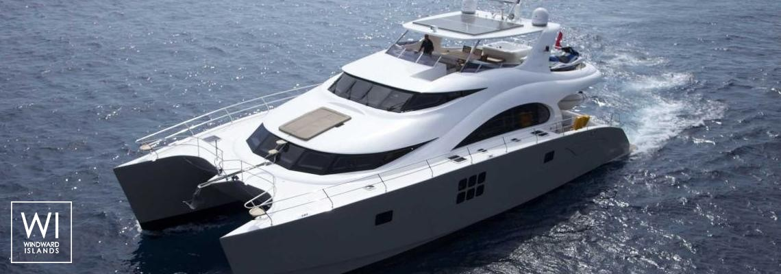 Forever Sunreef Catamaran Power 60'