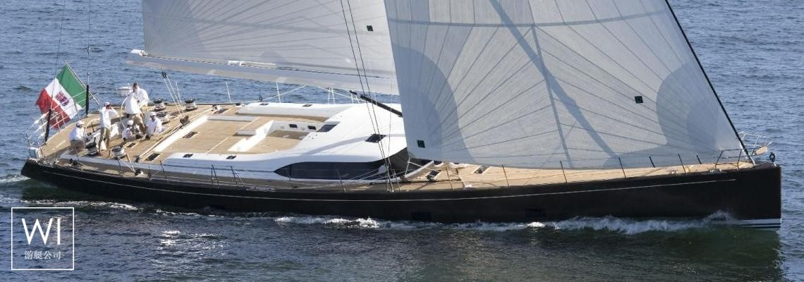 Far and Wide  Southern Wind Sloop 100' Exterior 1