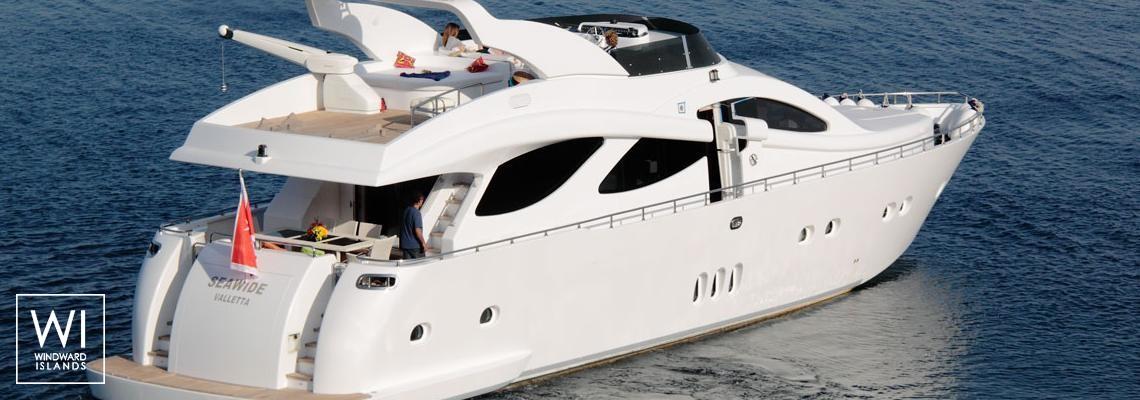 Seawide Pruva Yacht 80