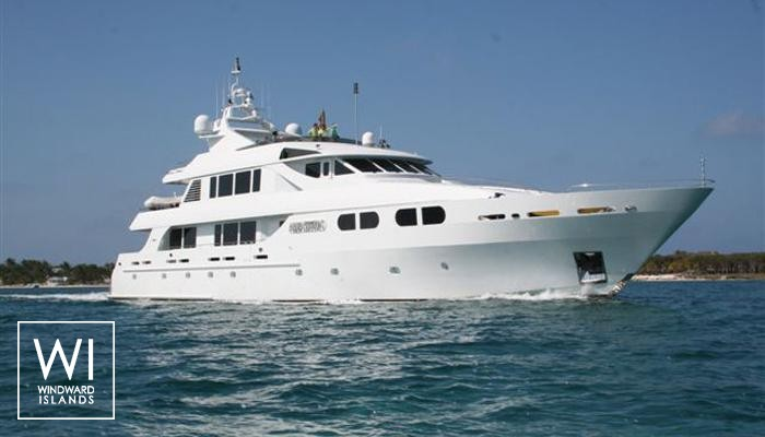 Lady M (ex Aquasition) Intermarine Yacht 45M Exterior 1
