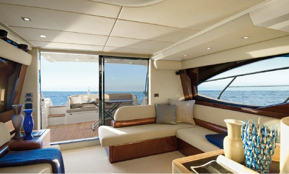Azimut 58 Fly Yachts Interior 2