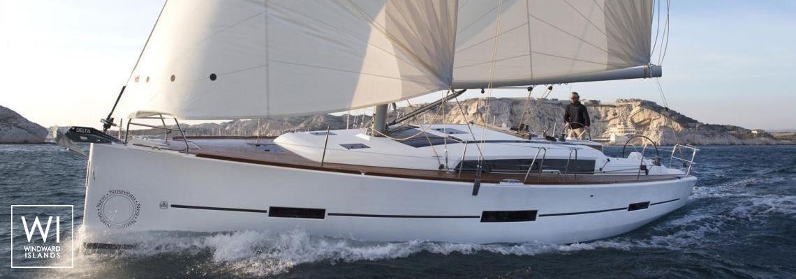 Dufour 382 Dufour Yachts Exterior 1