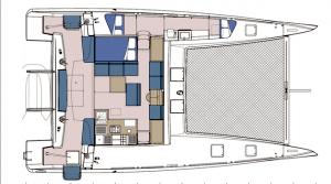 Xl-catamaran Ts 42 Layout 1
