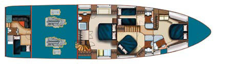 Numarine-yachts Fly 78 Layout 1