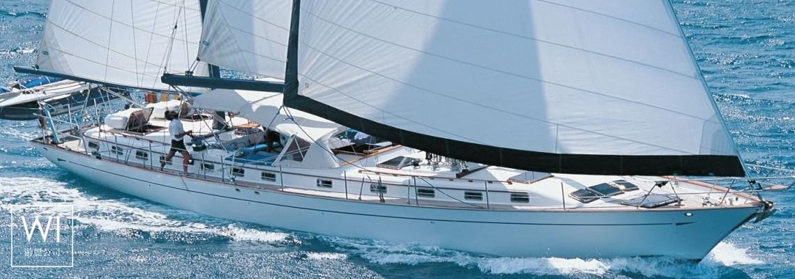 High Aspect Custom Ketch  22M