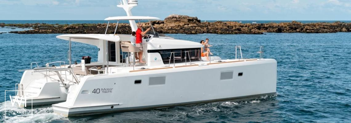Yacht charter Pacific Ocean