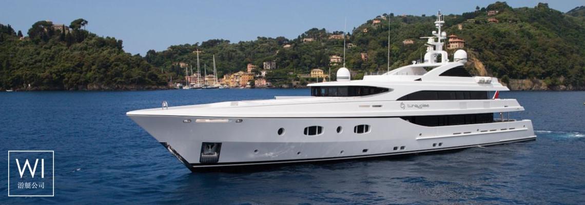 Turquoise Proteksan Yacht 55M Exterior 1