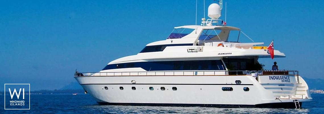 Indulgence of Poole Overmarine Mangusta 85