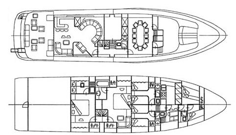 Overmarine Mangusta 85 Layout 1