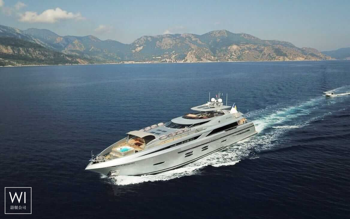 Funky Choice (ex Meya Meya)Logos Marine Yacht 35M