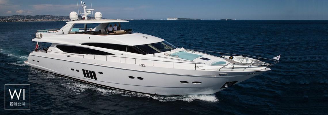 Alexandra V  Princess Yachts Princess  95 Exterior 1