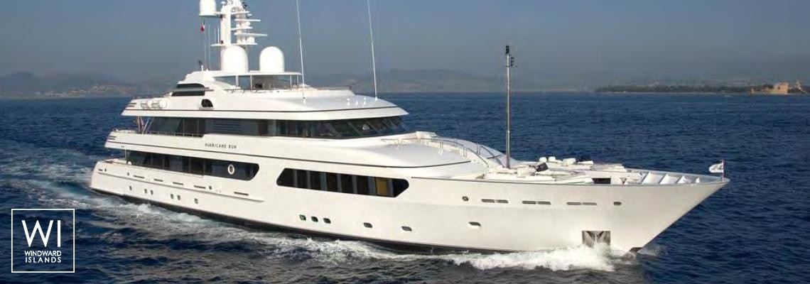 Hurricane Run Feadship Yacht 54M