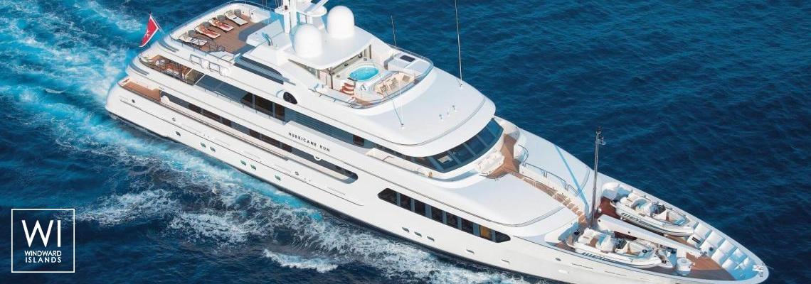 Hurricane Run  Feadship Yacht 54M Exterior 1