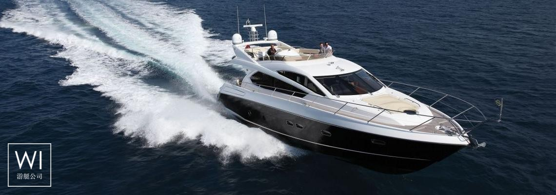 Manhattan 64' Sunseeker Exterior 1