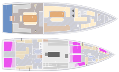 Custom Ketch 25m Layout 1