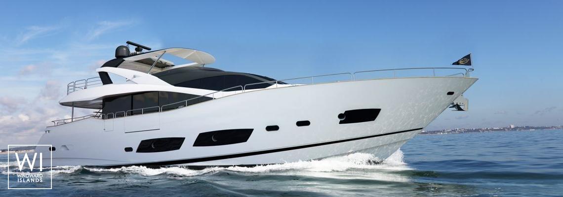 Autumn Sunseeker Yacht 28M Exterior 1