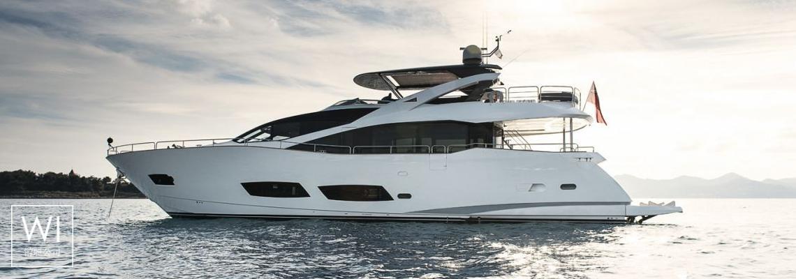 In All Fairness Sunseeker Yacht 28M Exterior 1