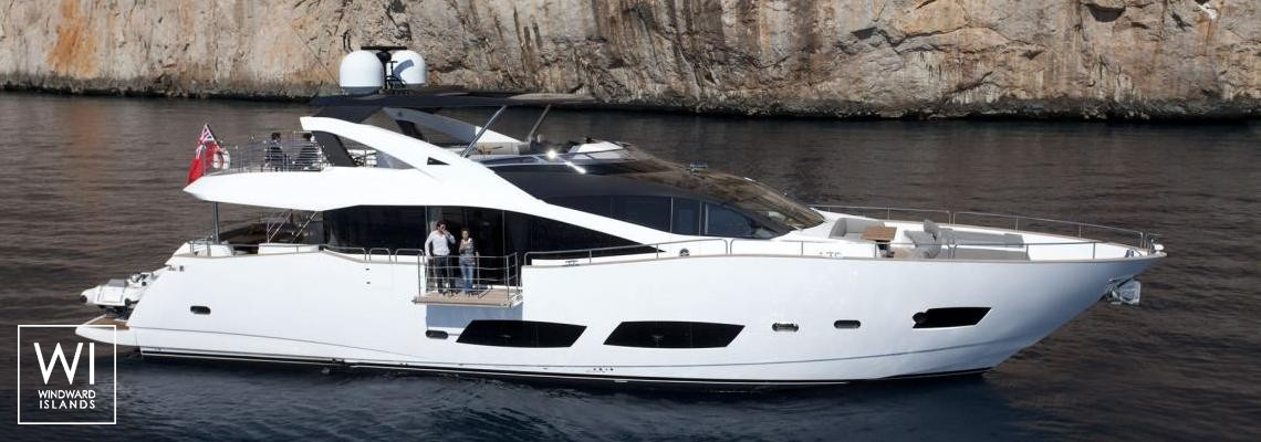 High Energy Sunseeker Yacht 28M