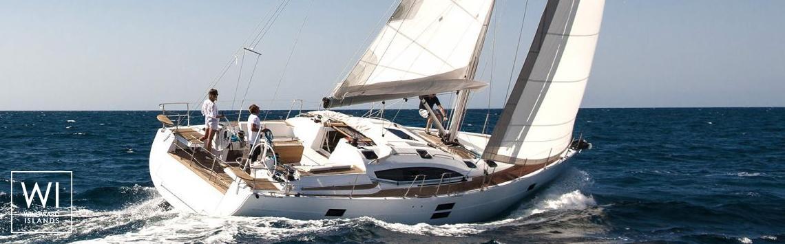 Elan 50 Impression Elan Yachts Exterior 1