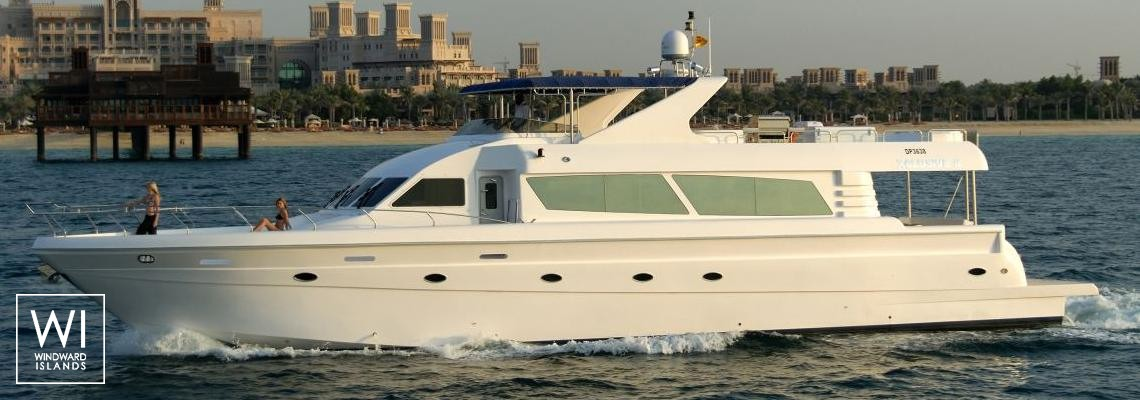 Yacht 86Gulf Craft