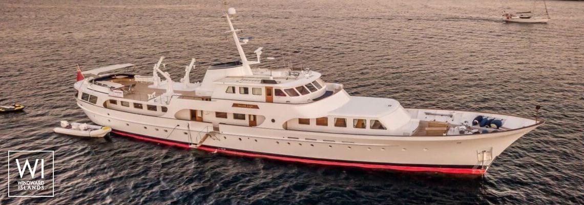 Secret Life (ex Al Mahboba)Feadship Classic yacht 45M