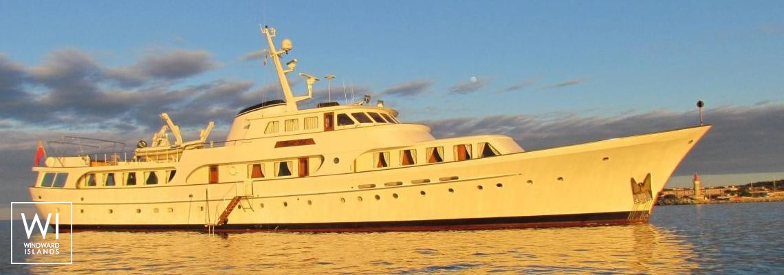 Secret Life (ex Al Mahboba)Feadship Classic yacht 45M