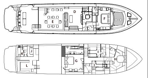 Accelera-yachts Accelera 98 Layout 1