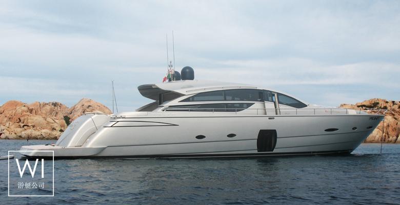Scintilla  Pershing Yachts Pershing 80 Exterior 1