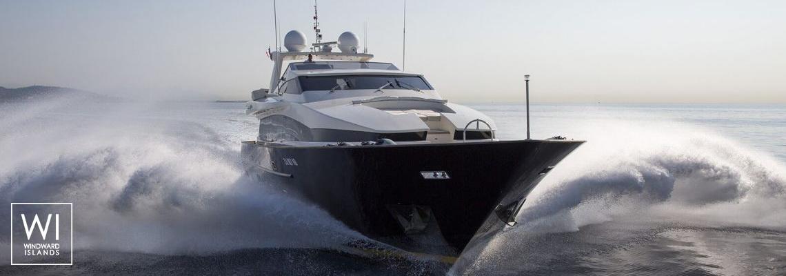 Cappuccino  Tigullio Yacht 32M Exterior 1