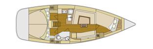 Elan-yachts Elan 394 Layout 1