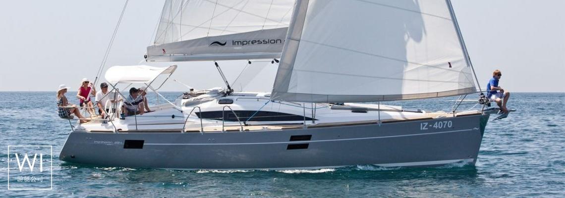 Elan 394 Elan Yachts Exterior 1