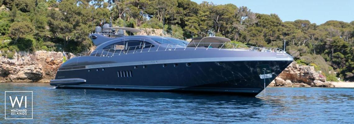 JFF (ex Ohana) Overmarine Mangusta 108 Exterior 1