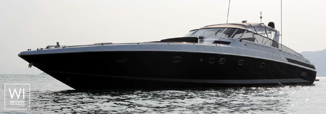 Atlantica 80Baia Yachts