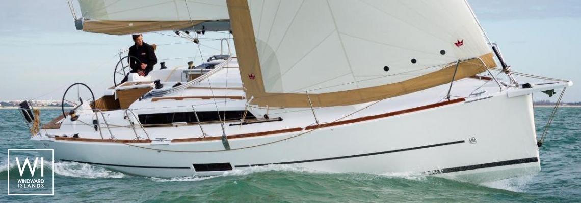 Dufour 350 Dufour Yachts Exterior 1