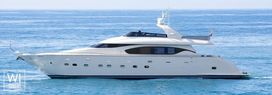 Seven C  Maiora Yacht 28M Exterior 1