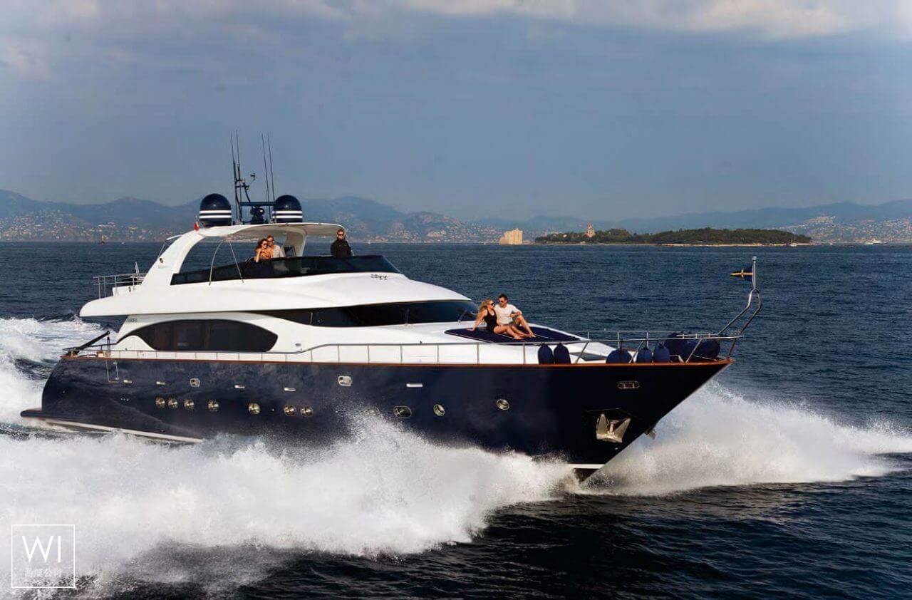 Asha Maiora Yacht 28M