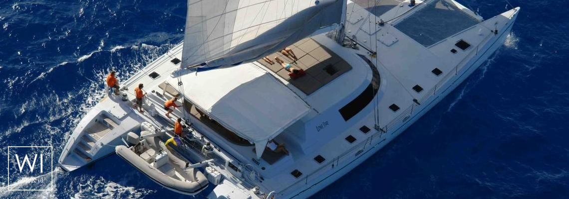 Lone Star Custom Catamaran 85