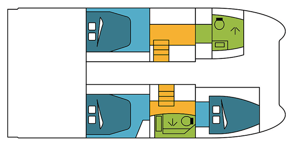 Fountaine-pajot My 37 Layout 1