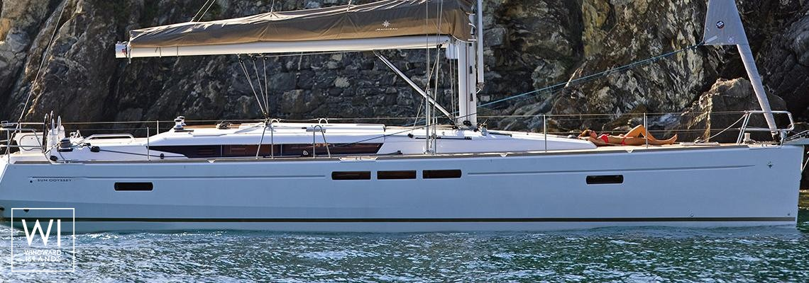 Sun Odyssey 519 with A/C and Watermaker Exterior 1