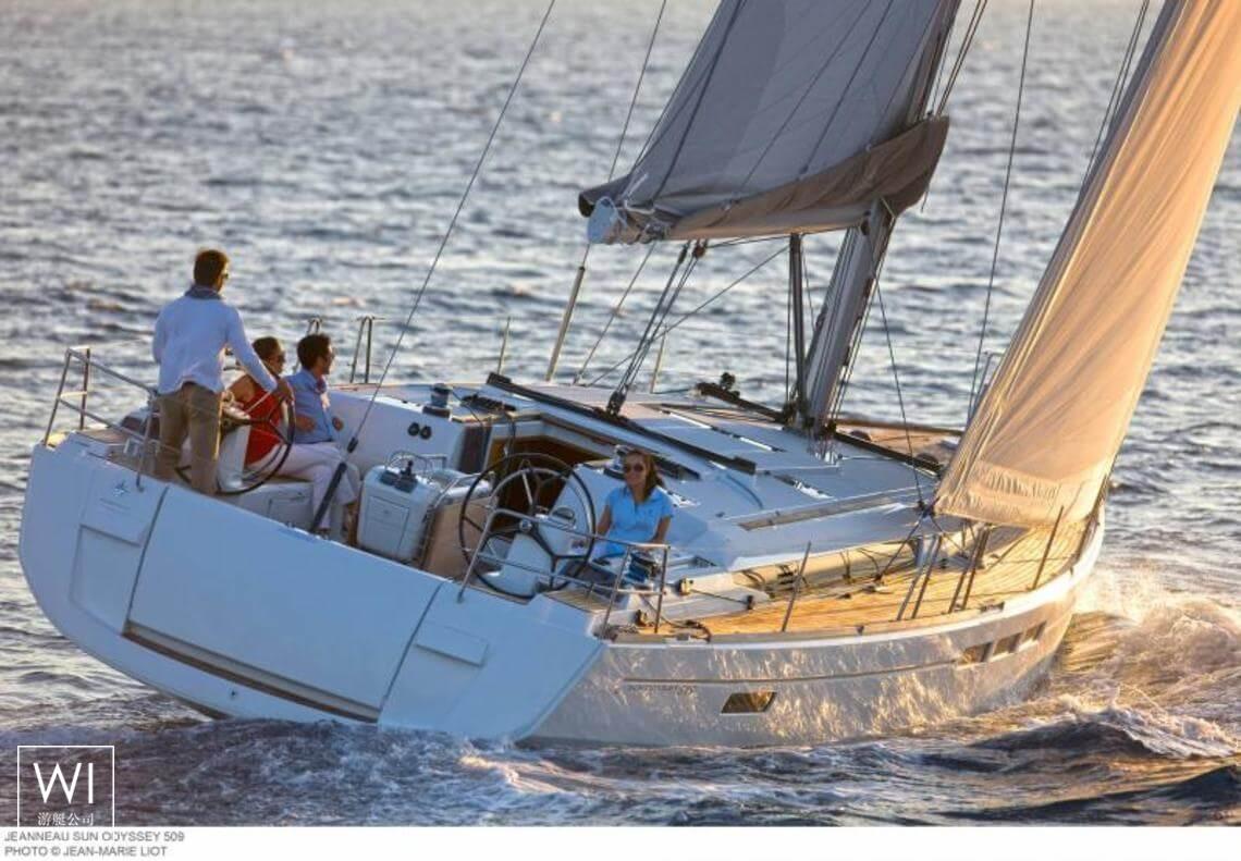Sun Odyssey 519Jeanneau