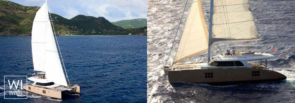 Seazen II Sunreef Catamaran Sail 70'