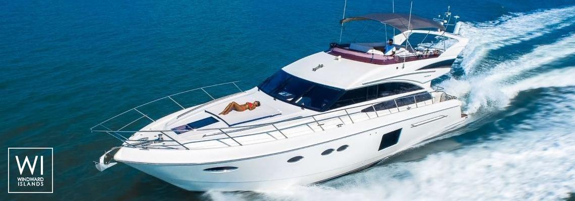 DESTINY  Princess Yachts Princess P 64