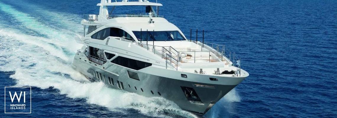 H Benetti Yacht 43M Exterior 1