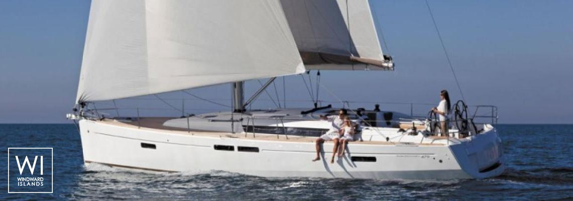 Italy - Dufour 512Dufour Yachts