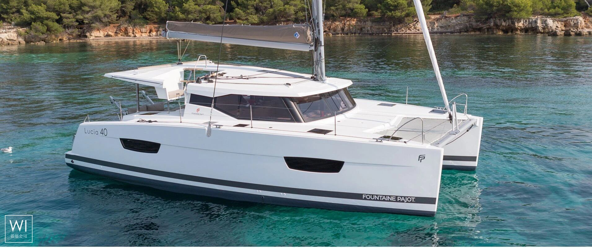 Lucia 40 Owners Version Exterior 1