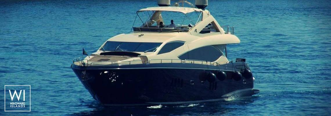Yacht 86' Sunseeker Exterior 1