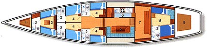 Custom Ketch 26m Layout 1