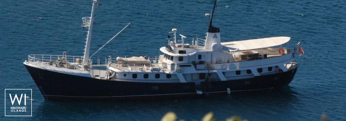Yacht charter Burma